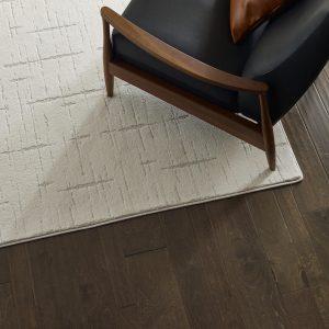 Chair on Rug | Westport Flooring