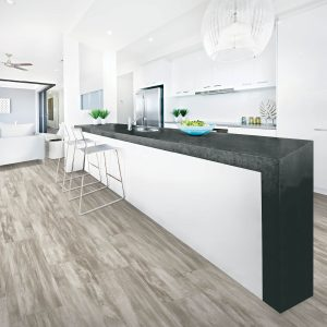 Black countertop | Westport Flooring