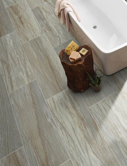 Tile in bathroom | Westport Flooring