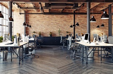 Office interior | Westport Flooring