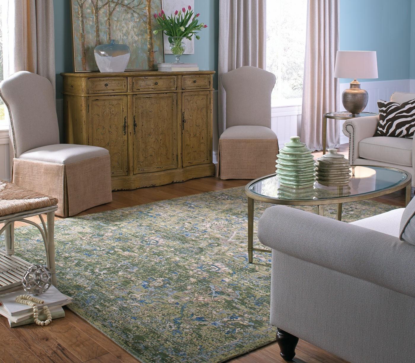 Living room Area Rug | Westport Flooring