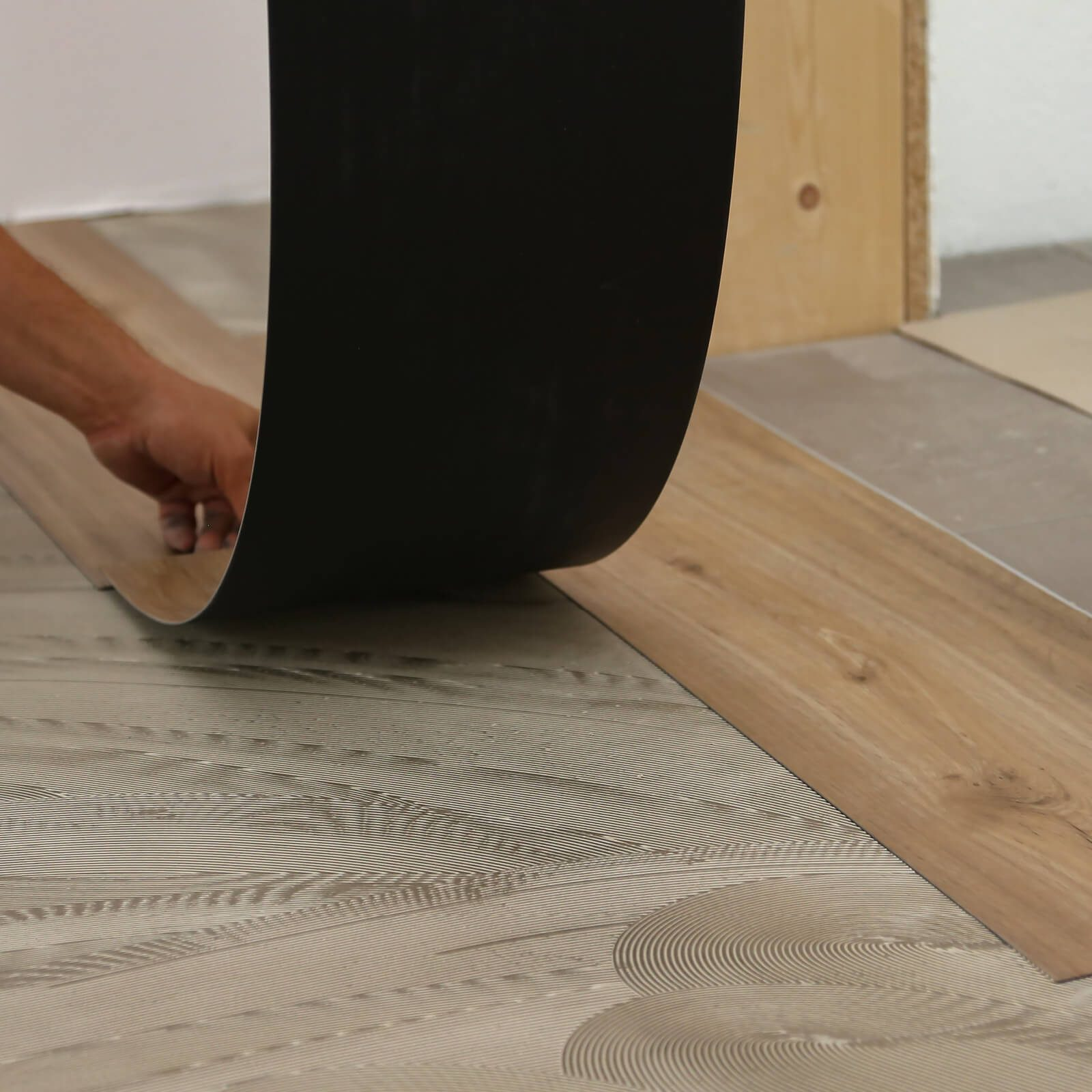 Luxury vinyl flooring installation | Westport Flooring