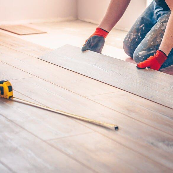 Hardwood installation | Westport Flooring