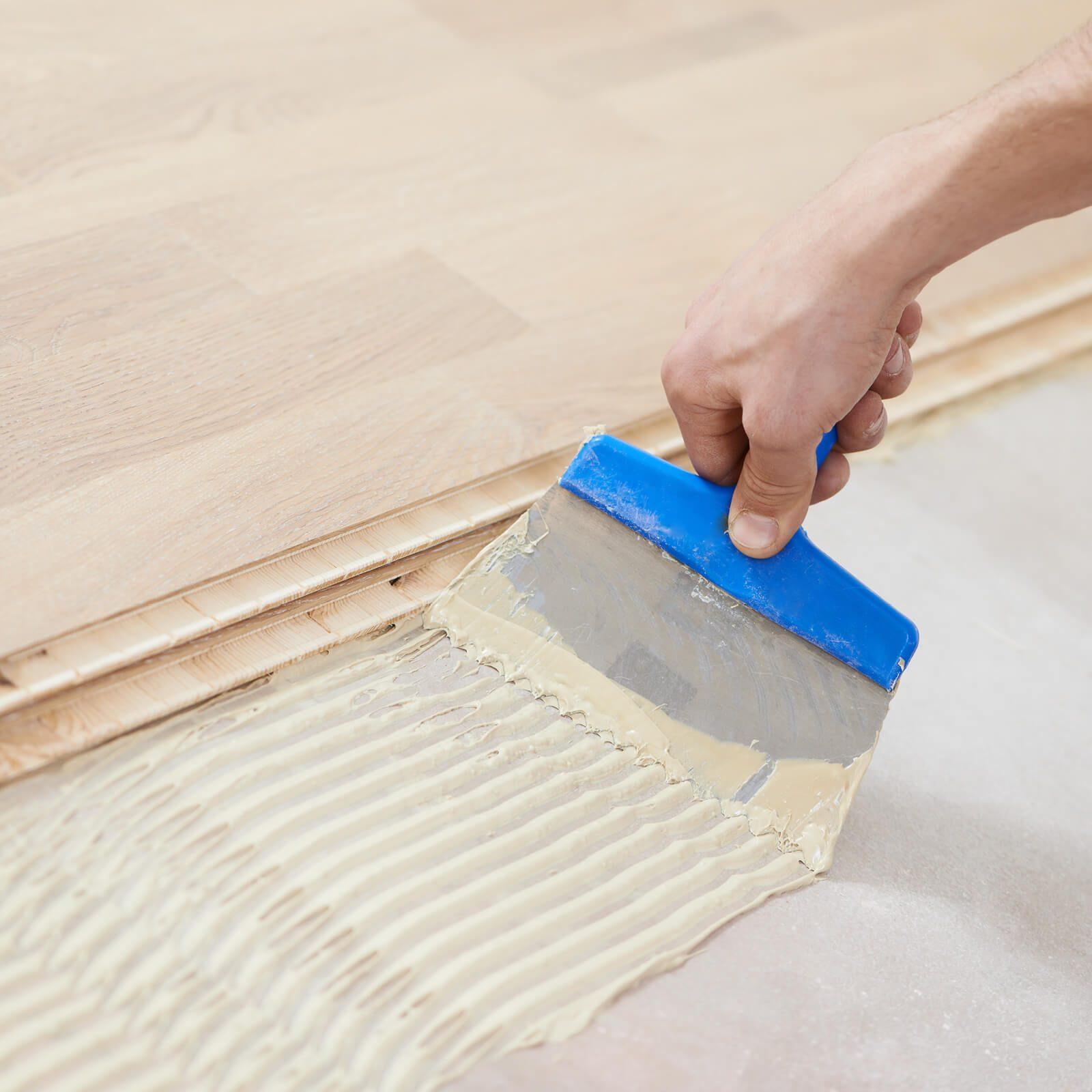 Installing hardwood flooring Denver, NC | Westport Flooring