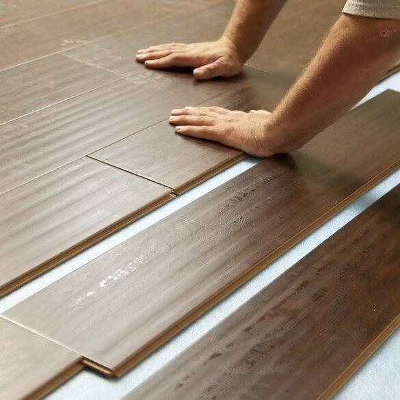 Laminate installation | Westport Flooring