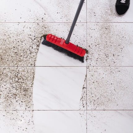 Tile stain cleaning | Westport Flooring