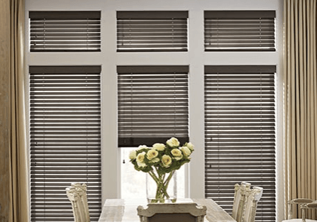 Wood and metal blinds | Westport Flooring